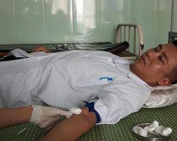 """Nhân viên y tế hiến máu cứu sản phụ vẫn bị gia đình chửi """"sấp mặt"""""""