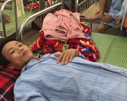 Ngộ độc rượu, bệnh nhân thấy ảo giác 'bị ma quỷ truy đuổi'