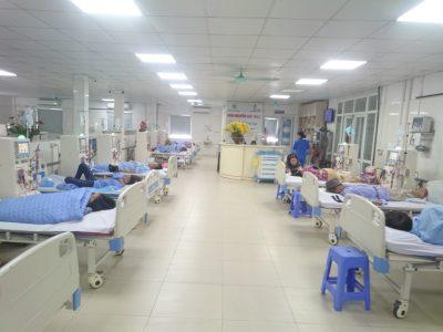 Đơn nguyên lọc máu Bệnh viện Thanh Nhàn