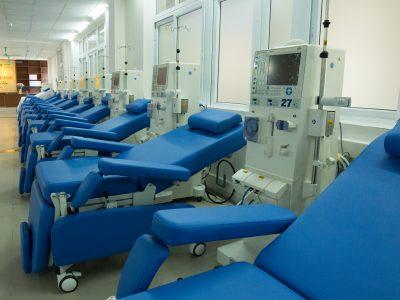 Đơn nguyên lọc máu Bệnh viện Đa khoa Đức Giang