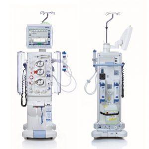 Máy thẩm tách siêu lọc máu HDF online Frisenius 5008S