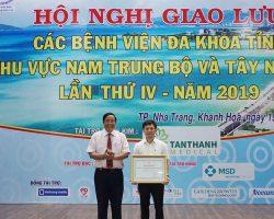 Nhà tài trợ Bạch Kim – Hội nghị tại Nha Trang
