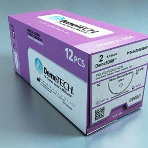 Chỉ phẫu thuật tự tiêu Polyglycolic Acid – DemeSORB