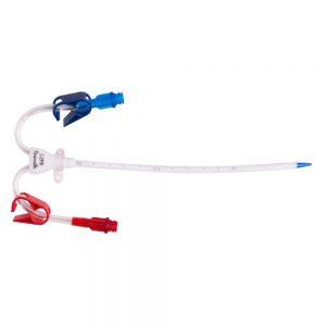 Catheter TNT ngắn hạn 2 nòng