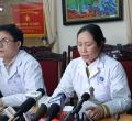PGĐ BV Xanh Pôn gặp mặt phóng viên nhưng không xác nhận thông tin có trong thông cáo báo chí
