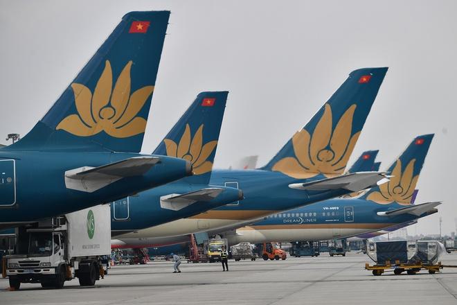 Toàn bộ tổ bay chuyến bay VN0054 âm tính với Covid-19 - Tan Thanh Medical -  Trust - Cooperation - Success